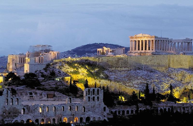 Greckie miasta, które warto odwiedzić